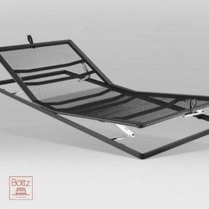DESTOCKAGE - Sommier Auping réglable manuellement 160x200cm