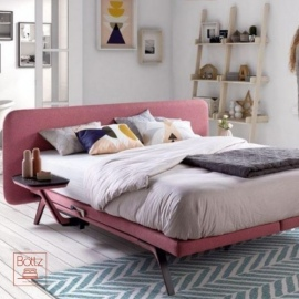 Boxspring avec tête Finesse