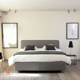 Boxspring Arrondi